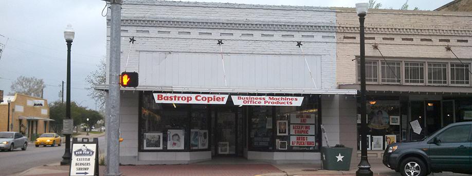 Bastrop Copier